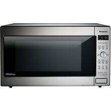 Panasonic NN SD945S Countertop Built In Microwave with Inverter Technology  2