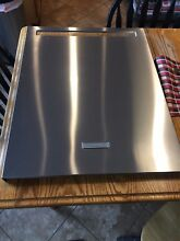Dishwasher Stainless Door Cover Outer Panel KitchenAid KUDS03CTSS2  WPW10137621