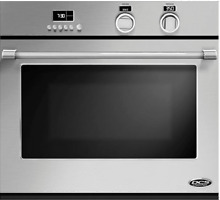 Fisher and Paykel DCS WOSV30 29 Inch Stainless Steel Single Electric Wall Oven