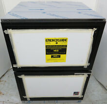 Perlick 24  Signature Series Indoor Freezer with Stainless Steel Drawer