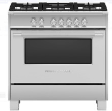 Fisher   Paykel OR36SCG4X1 36 In Stainless Steel Freestanding Gas Range