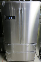 Bosch 800 Series 36 Inch 4 Door French Door Refrigerator B21CL80SNS Stainless