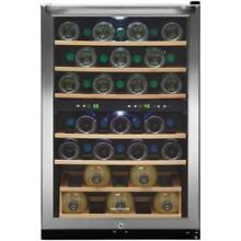 Frigidaire Ffwc 38B2RS 22  Stainless 38 Bottle Wine Cooler