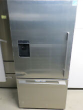 Fisher   Paykel Active Smart RF170WDLUX5 31 Inch Bottom Freezer Refrigerator