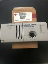 NEW Genuine OEM Whirlpool Maytag Kenmore W10199696 Dishwasher Soap Dispenser