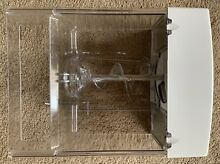 WR17X11461 GE REFRIGERATOR ICE BUCKET ASSEMBLY