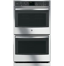 GE Profile  PT7550SFSS Series 30  Built In Double Wall Oven with Convection