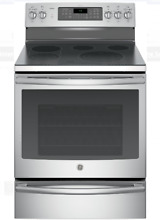GE Profile PB930SJSS 30 In Stainless Steel Freestanding Electric Range