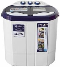 CB JAPAN Small Washing machine MY SECOND LAUNDRY TOM 05  7 9lbs  Compact 071807