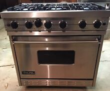 36  Viking Professional Gas Range VGIC3676BSS  Local pickup  CT NJ NY  area