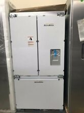 FisherPaykel RS36A72U1 36  Custom Panel French Door Refrigerator Built In New