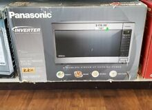 Panasonic NN T945SF Genius Countertop Built In Microwave Oven stainless