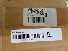 WB27X10873 GE microwave control board Brand NEW