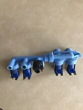 Maytag Neptune Washer  Water Inlet Valve  From Model MAH5500BWW