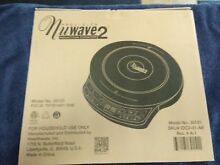 NUWAVE 2 PRECISION INDUCTION COOKTOP 1300 Watts Portable Counter Model 30151