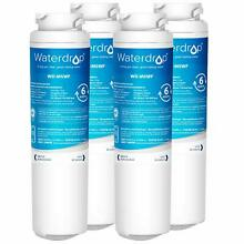 Waterdrop Refrigerator Water Filter Compatible with GE MSWF 101820A 101821B 1