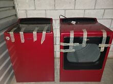 Whirlpool Washer   Dryer Models WTW8500DC  WED8500DR