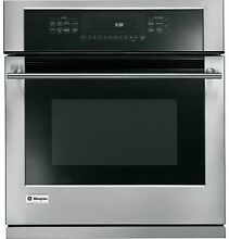 GE Monogram 27  Built In Electric Single Oven ZEK938SMSS Luxury SALE