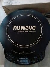 NuWave gold Precision Induction Cooktop Model 30211