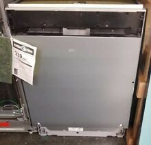NEW OUT OF BOX GAGGENAU 200 SERIES BUILT IN 24  DISHWASHER PANEL READY