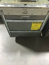 G4976SCVI MIELE 24  PANEL READY CLASSIC PLUS DISHWASHER  NEW OUT OF BOX