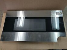 Viking Microwave Door Assembly Stainless Steel SS VK022270 000 NEW