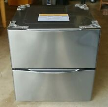 2 LG Washer and Dryer pedestals Size 27 27 9 13 6
