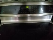 GE PHB925STSS 30  Stainless Induction Range With Convection NIB  9464