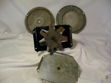 Jenn Air Convection Motor Fan and Shroud   S156 S160 S161 S166 S176   wall ovens
