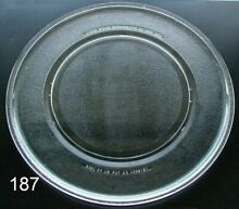 Wolf   801797 Microwave MW24 Turntable Glass Plate Tray 16    Inches