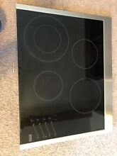 12576B Dacor Range stove Oven Glass Panel  Tested Works Great  1 A 11