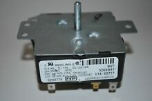WHIRLPOOL ESTATE KENMORE Dryer Timer 8299778 AP3131541  909729  AH394431