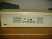 Kenmore Electronic 90 Series Washing Machine Model 110 26954690 Control Panel