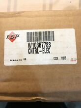 Kenmore Whirlpool Washer Electronic Control Board Part  W10367783