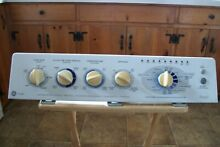 GE WPSE4270 WASHER CONTROL PANEL  WH12X10169 AP3156198