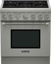 Thermador PRD305PH Pro Harmony Series 30 Inch Slide in Dual Fuel Range