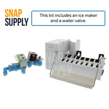 Snap Supply Ice Maker  Valve Kit for Frigidaire Replaces 5303918344   242252702