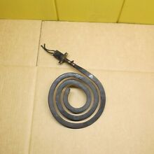 Vintage GM Frigidaire Stove 8  Radiantube Burner Element 2 Wire 1950s 1960s