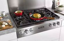Miele KMR1134G 36 Inch Pro Style Gas Rangetop 6 Burners