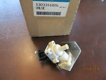 5303351026   S462001 Dishwasher Water Valve   Frigidaire   Tappan   Westinghouse