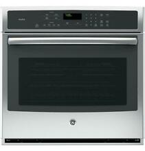 GE Profile PT7050SFSS Stainless Steel 30  Built In Single Convection Wall Oven