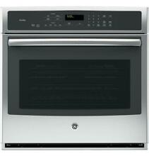 GE Profile  PT9050SFSS Stainless Steel 30  Built In Single Convection Wall Oven