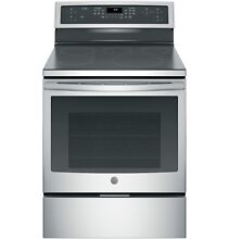 GE Profile  PHB920SJSS 30  Free Standing Convection Range with Induction