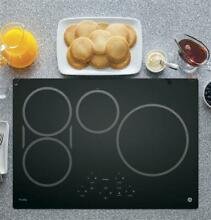 GE Profile  Series PHP9030DJBB 30  Built In Touch Control Induction Cooktop