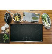 GE Profile  Series PP9036SJSS 36  Built In Touch Control Cooktop