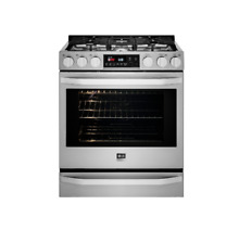LG STUDIO 30  Slide In Gas Range Single Oven ProBake Convection LSSG3016ST