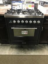 UMT76DVGGM ILIVE 30  GAS RANGE  Matte Graphite  DISPLAY MODEL