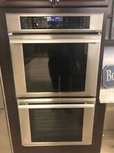MED302JS THERMADOR 30  MASTERPIECE DOUBLE WALL OVEN DISPLAY MODEL