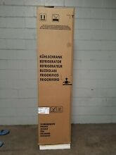 New In Box Gaggenau 18  400 Series Panel Ready Glass Door Wine Cooler SALE