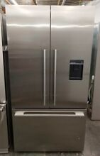FISHER PAYKEL COUNTER DEPTH REFRIGERATOR WITH WATER DISPENSER REFURBISHED